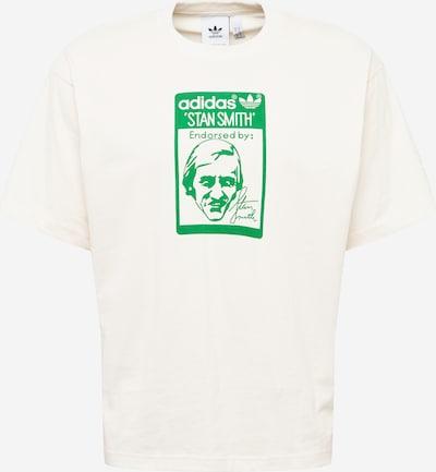 ADIDAS ORIGINALS Majica u svijetlozelena / prljavo bijela, Pregled proizvoda