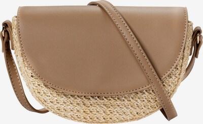 HALLHUBER Umhängetasche in beige / camel, Produktansicht