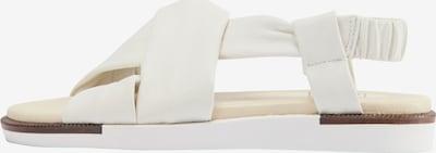 RISA Sandale in weiß, Produktansicht