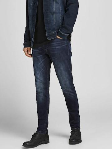 JACK & JONES Jeans 'FRED' in Blue