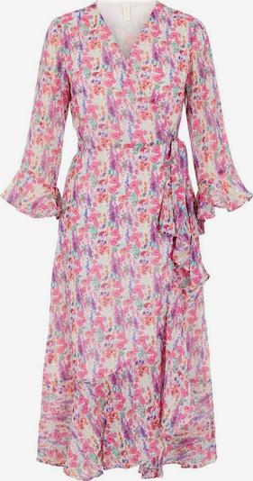 Y.A.S Dress 'Esmeralda' in Grey / Green / Purple / Pink, Item view