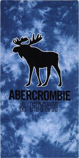 Abercrombie & Fitch Ručnik za plažu u morsko plava / sivkasto plava / crna / bijela, Pregled proizvoda