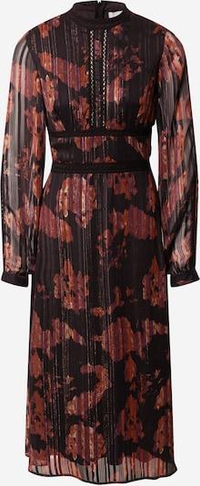 Freebird Shirt Dress in Brown / Orange, Item view