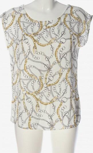 s.Oliver BLACK LABEL ärmellose Bluse in M in pastellgelb / weiß, Produktansicht