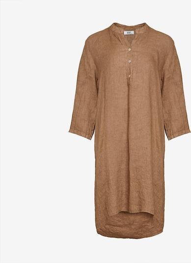Tiffany Kleid in braun, Produktansicht