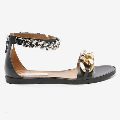 Stella McCartney Sandaletten in 39,5 in schwarz, Produktansicht