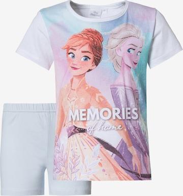 Disney Die Eiskönigin Disney Die Eiskönigin Schlafanzug für Mädchen in Mischfarben