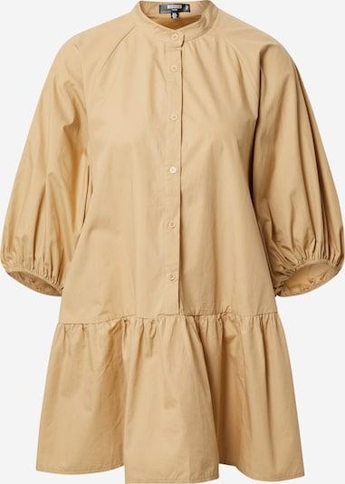 Missguided (Petite) Kleid in beige, Produktansicht