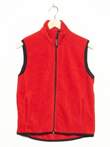 Woolrich Vest in M-L in Red