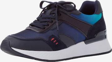 Tamaris Fashletics Sneakers in Blue