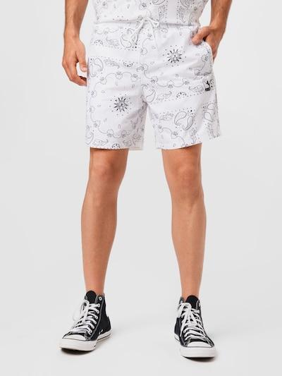 PUMA Funkční kalhoty - černá / bílá, Model/ka