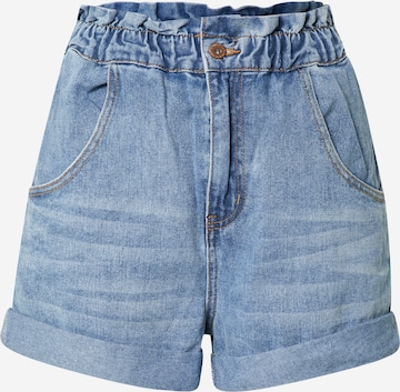 Cotton On Teksapüksid, värv sinine