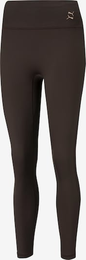 PUMA Sporthose in dunkelbeige / schwarz, Produktansicht
