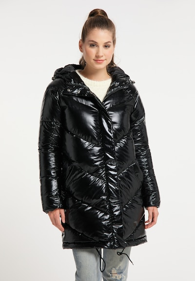 MYMO Jacke in schwarz, Modelansicht