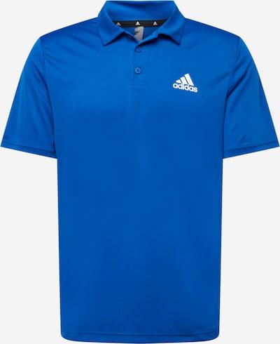 ADIDAS PERFORMANCE Funkčné tričko - kráľovská modrá / biela, Produkt