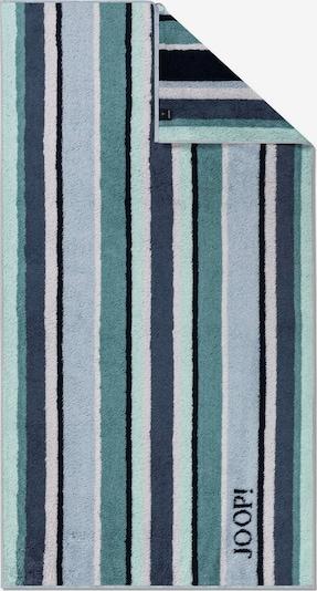 JOOP! Handdoek in de kleur Mintgroen / Zwart / Wit, Productweergave
