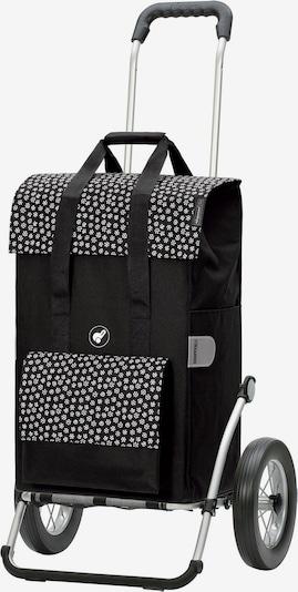 Andersen Shopper Cabas en noir, Vue avec produit