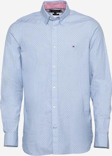 TOMMY HILFIGER Koszula 'SLIM DOTTED SQUARE PRINT SHIRT' w kolorze granatowy / jasnoniebieski / czerwony / białym, Podgląd produktu