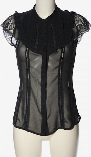 Supertrash Transparenz-Bluse in S in schwarz, Produktansicht