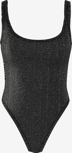 Calvin Klein Swimwear Badpak in de kleur Zwart / Wit, Productweergave