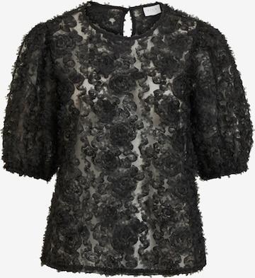 VILA Bluse 'Litta' i svart