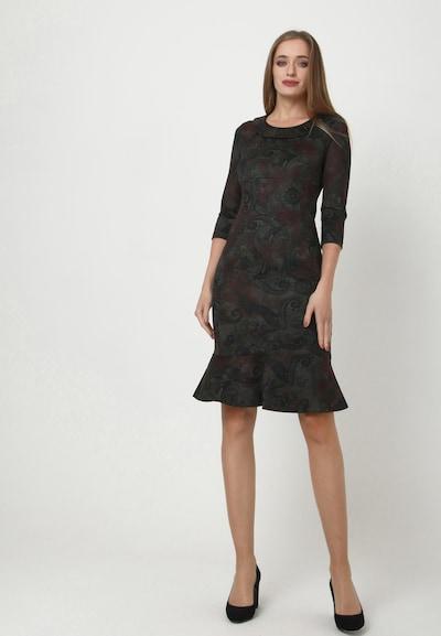 Madam-T Kleid 'DEVENTA' in lila, Modelansicht