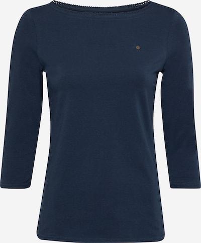 Blutsgeschwister Shirt in de kleur Navy, Productweergave