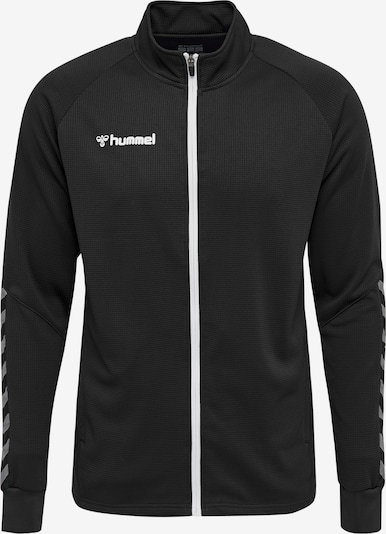 Hummel Sportjas in de kleur Zwart, Productweergave