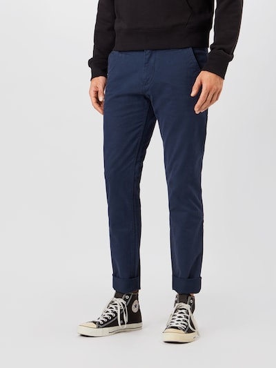 Tommy Jeans Chinohose 'Scanton' in navy, Modelansicht