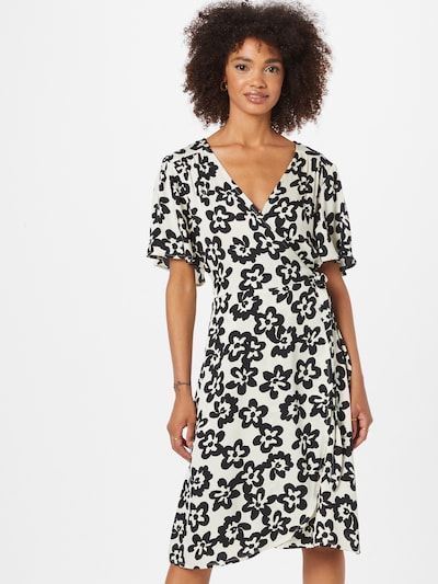Rochie 'Archana' Fabienne Chapot pe negru / alb natural, Vizualizare model