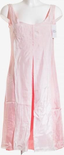 CERRUTI Trägerkleid in S in lachs / weiß, Produktansicht