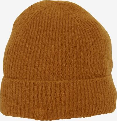 ICHI Mütze 'IAIVO HO' in braun, Produktansicht