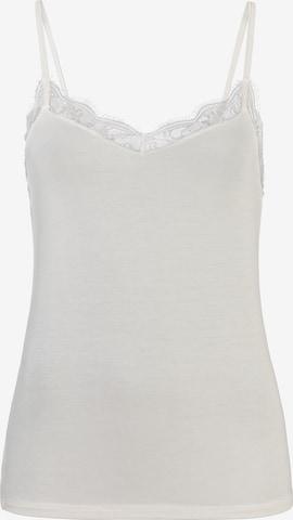 s.Oliver Top in White