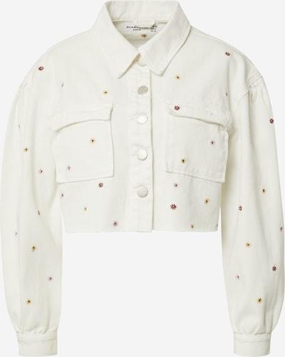 GLAMOROUS Jacke in mischfarben / weiß, Produktansicht