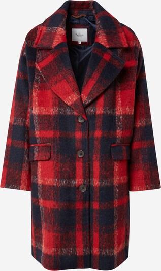 Pepe Jeans Prechodný kabát 'JOSSIE' - námornícka modrá / červená, Produkt