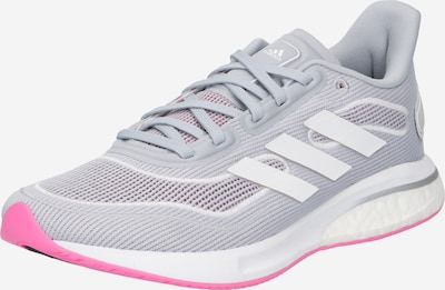 ADIDAS PERFORMANCE Zapatillas de running 'SUPERNOVA' en gris / blanco, Vista del producto