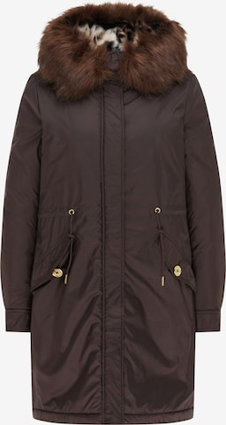MYMO Winter Parka in Brown