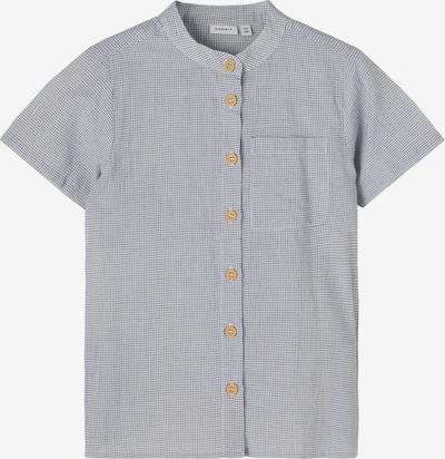 NAME IT Koszula 'Helmar' w kolorze niebieski / białym, Podgląd produktu