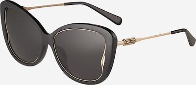 COACH Okulary przeciwsłoneczne '0HC8304U' w kolorze złoty / czarnym, Podgląd produktu