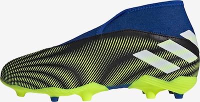 ADIDAS PERFORMANCE Fußballschuh 'Nemeziz.3' in navy / neongelb / schwarz / weiß, Produktansicht