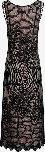 Ana Alcazar Avondjurk ' Zazil ' in de kleur Zwart, Productweergave