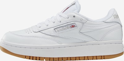 Reebok Classics Sneaker in blau / grau / rot / silber / weiß, Produktansicht