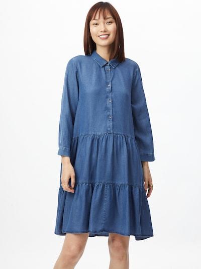 CINQUE Kleid 'DAVIDA' in blue denim, Modelansicht