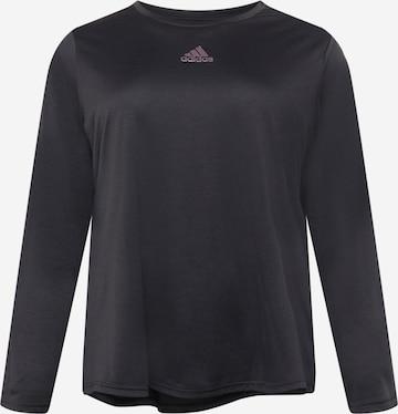 ADIDAS PERFORMANCE Funksjonsskjorte 'UFORU' i svart