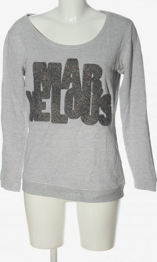 gwynedds Sweatshirt & Zip-Up Hoodie in M in Gold / Light grey, Item view