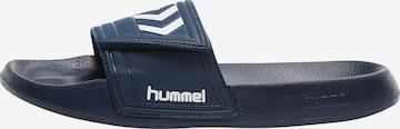 Claquettes / Tongs 'LARSEN SLIPPER VC' Hummel en bleu