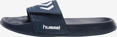 Hummel Strand-/badschoen 'LARSEN SLIPPER VC' in de kleur Donkerblauw, Productweergave