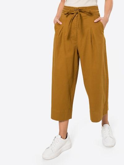 UNITED COLORS OF BENETTON Hose in karamell, Modelansicht