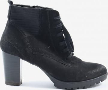 Venturini Milano Dress Boots in 38 in Black