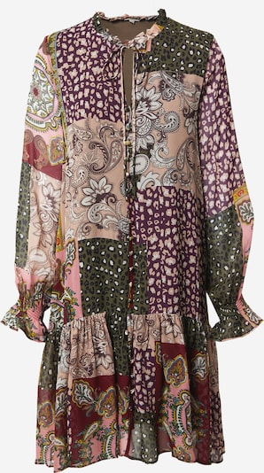 Frogbox Sukienka w kolorze mieszane kolorym, Podgląd produktu